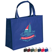 Ben™ Non-Woven Tote - Free Set Up Charges!