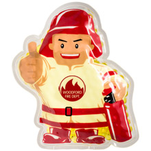 Firefighter Aqua Pearls Hot/Cold Pack