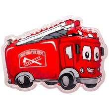 Fire Truck Aqua Pearls Hot/Cold Pack