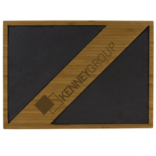 Bamboo & Slate Serving Board