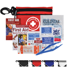 First Aid Kit, 21 Pieces