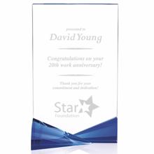 "Conical Crystal Award, 7-7/8"""