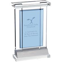 "Indigo Achievement Award, 7-7/8"""
