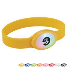 Flash Multi-Color LED Bracelet