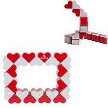 Heart Snake Puzzle