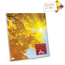 """ColorBurst™ Ceramic Coaster, 4-1/4"""""""