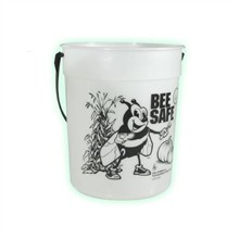 Glow in the Dark Pail, 87oz.
