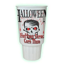 Glow in the Dark Car Cup, 32oz.