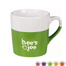 Dip Ceramic Mug, 16oz.