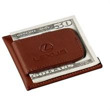 Cutter & Buck® Money Clip Card Case
