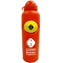 Stress Ball Water Bottle - Tennis Ball, 30oz.