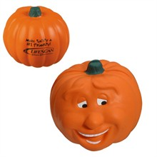 Happy Pumpkin Stress Reliever