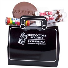 Doctors Bag, Chocolate Snack Assortment