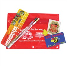 Firefighters Are Our Friends School Kit, Stock