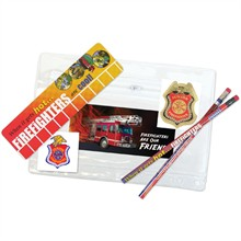 Firefighters Are Our Friends Full Color School Kit, Stock