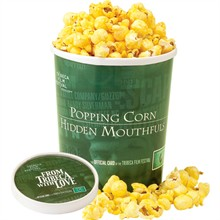 Butter Popcorn Movie Theater Tub