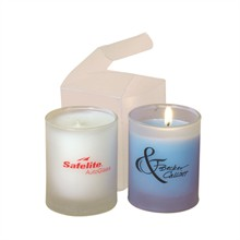 Aromatherapy Frosted Votive, 3 oz.