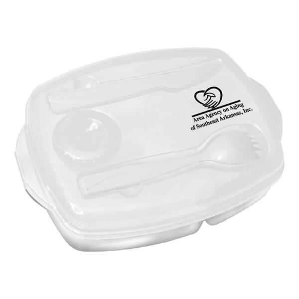 Chic Lunch Container & Cooler Set
