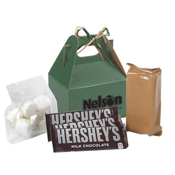 S'mores Kit Large Gable Box
