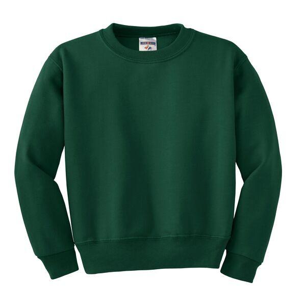 JERZEES® NuBlend® Crewneck Youth Sweatshirt