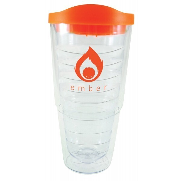 Orbit Acrylic Tumbler, 24oz.