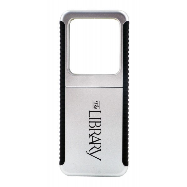 Slide Out Magnifier with Light