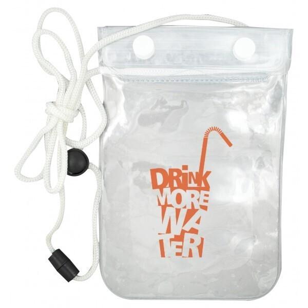 Waterproof Media Pouch