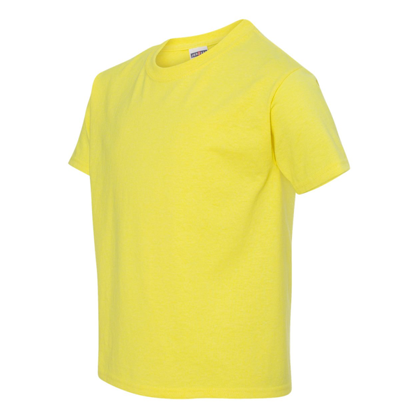 JERZEES® Dri-Power® Active 50/50 Youth Performance Tee, Neons