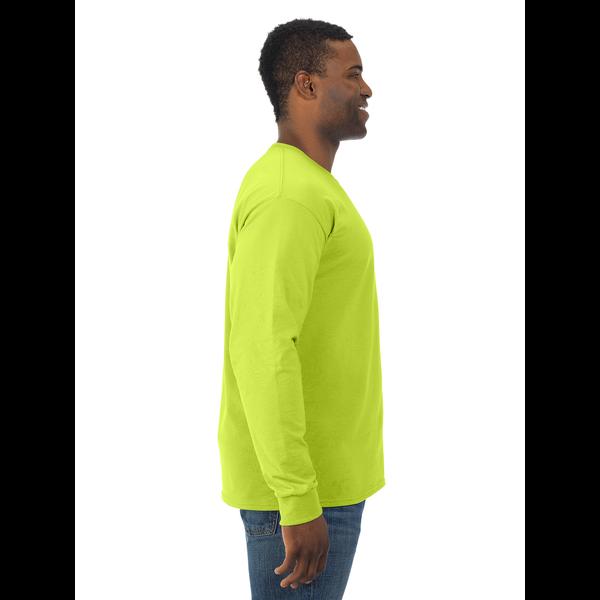 JERZEES® Dri-Power® Active 50/50 Men's Long Sleeve Performance Tee