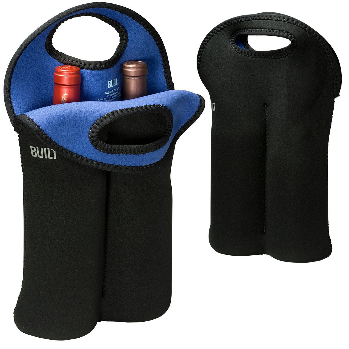 BUILT® Two Bottle Wine Totes