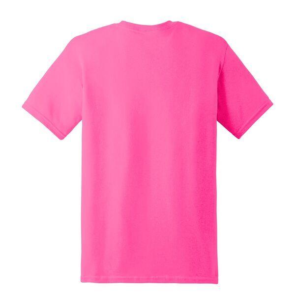 Gildan® Heavy Cotton™ 50/50 Men's Tee, Safety Colors