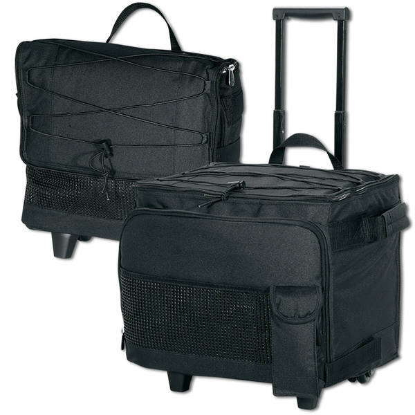 Ice® Original 54-Can Polyester Rolling Cooler