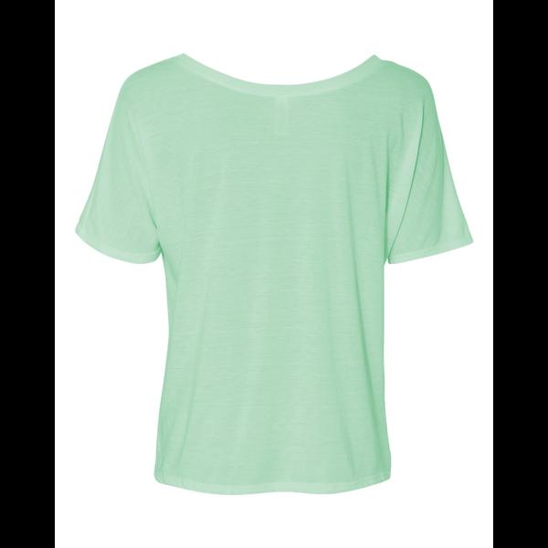 Bella + Canvas® Slouchy Solid Color Ladies' Tee