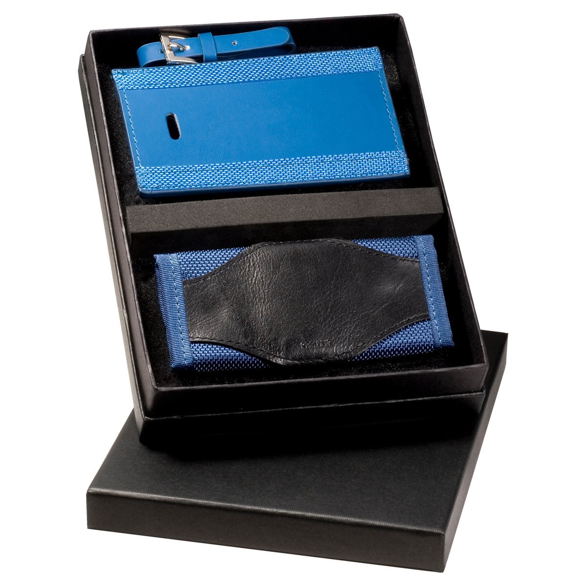 Luggage Tag & Luggage Handle Wrap Gift Set