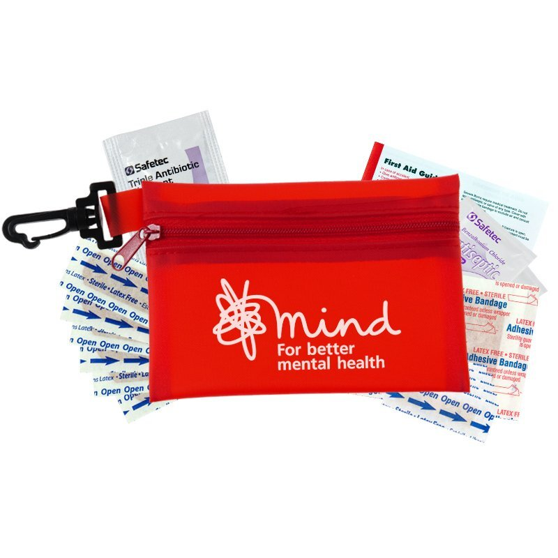 Economy Frosty Clipper First Aid Kit