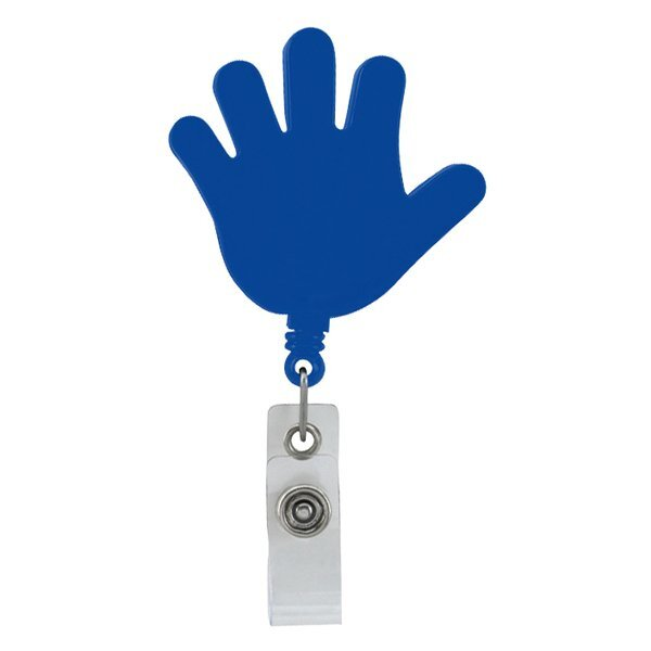 Hi Five Full Color Badge Holder