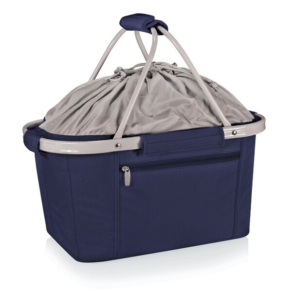 Metro® Insulated Cooler Picnic Basket - Solid Colors