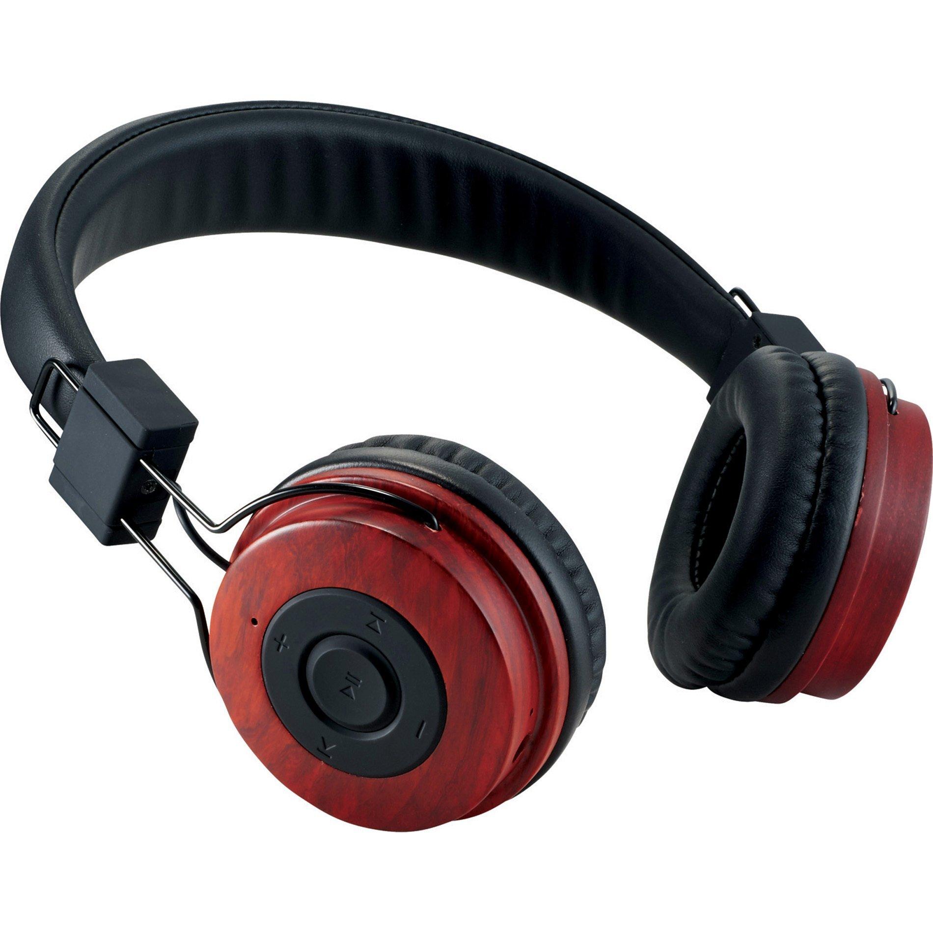 Mojave Wooden Bluetooth Headphones