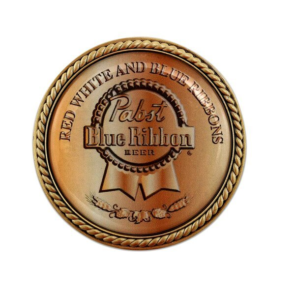 Die Cast Award Coin