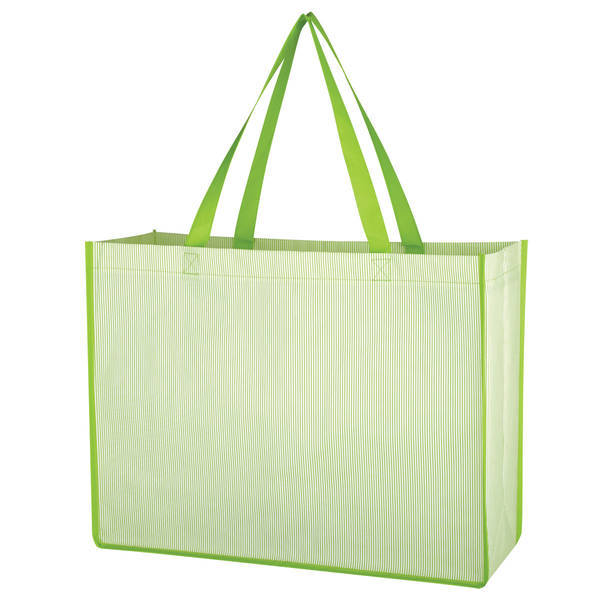 Bahama Matte Laminated Tote Bag