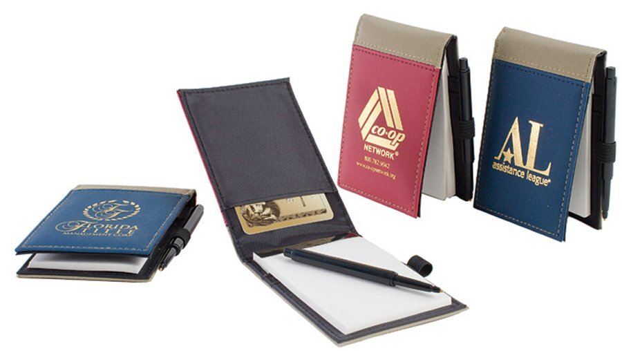 "Teknote Notebook & Pen, 3"" x 4"""