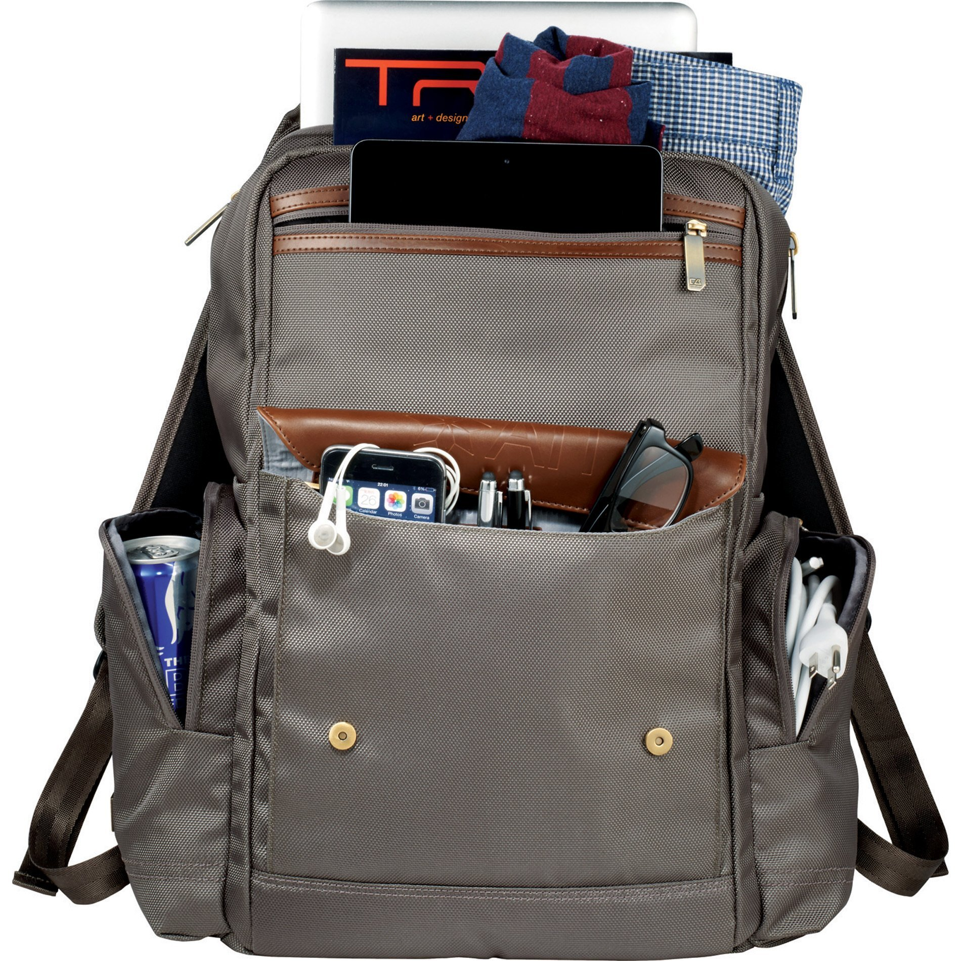 """Cutter & Buck® Bainbridge 15"""" Computer Backpack"""