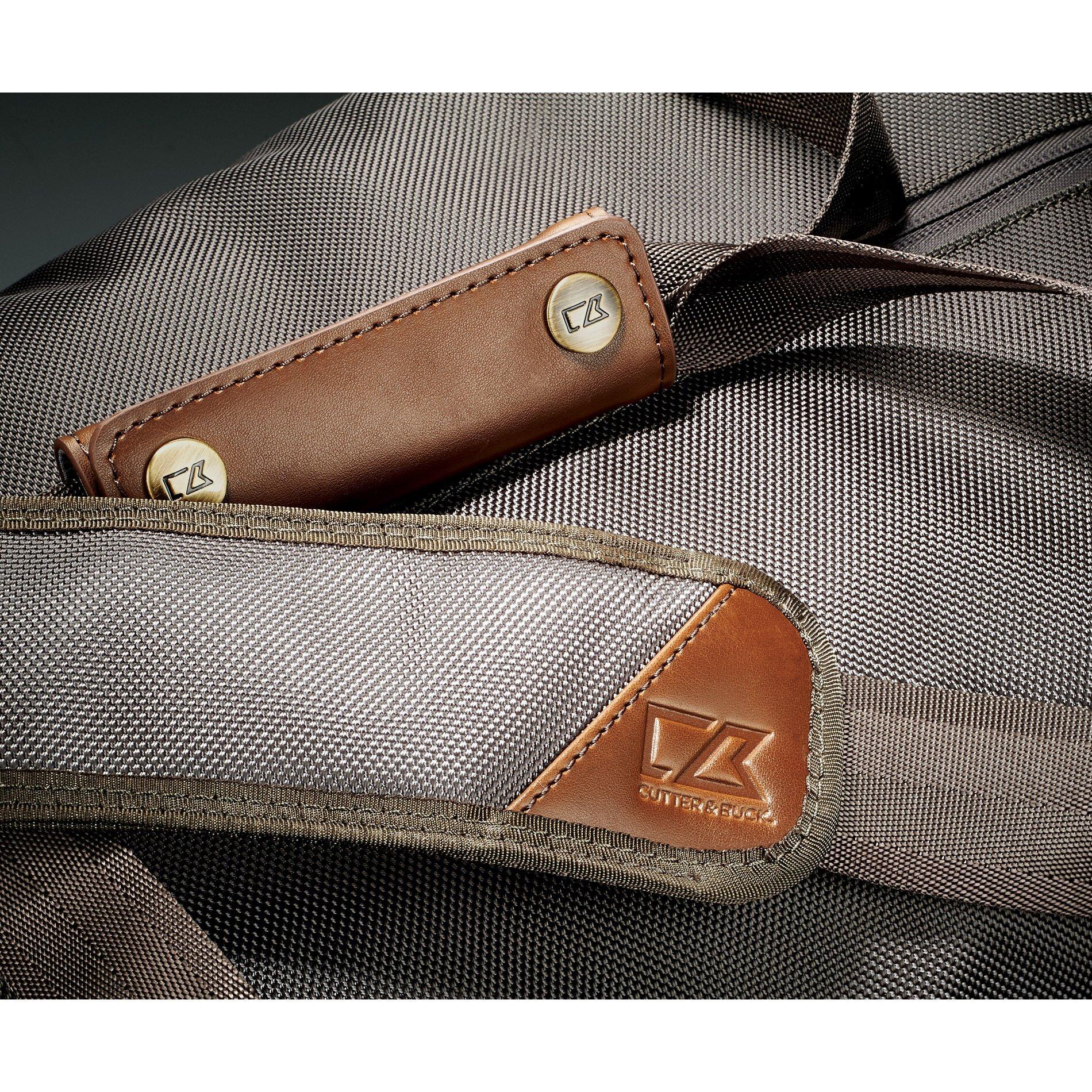 """Cutter & Buck® Bainbridge Duffel Bag, 20"""""""