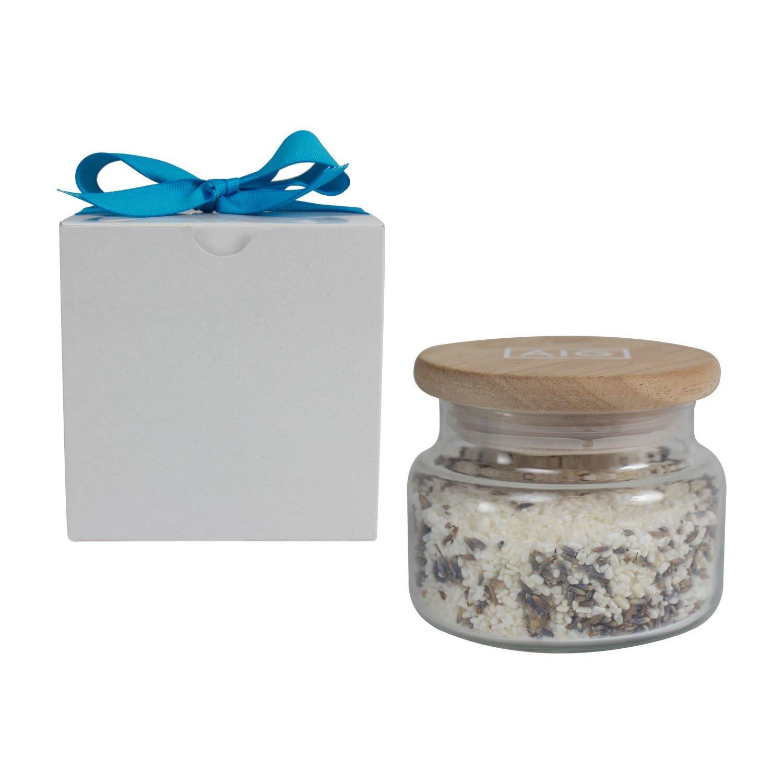 Natural Bath Salts with Lavender Buds, 10oz.