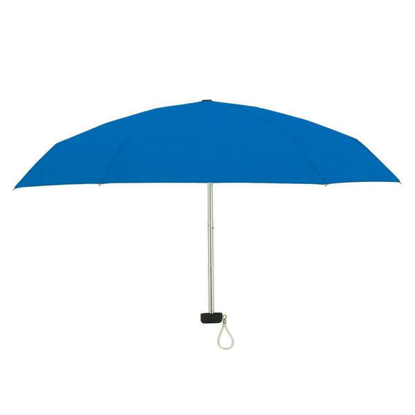 "Folding Travel Umbrella with Case, 37"" Arc"