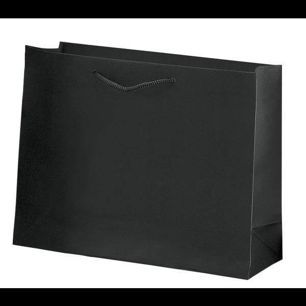 "Matte Finish Euro Tote Gift Bag, 16"" X 12"""