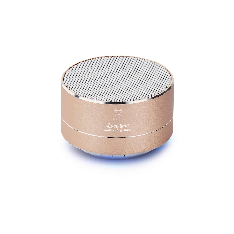 Goldie Wireless Speaker/FM Radio