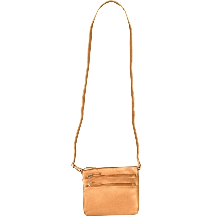 Oak Creek Canyon Leather Crossbody Bag