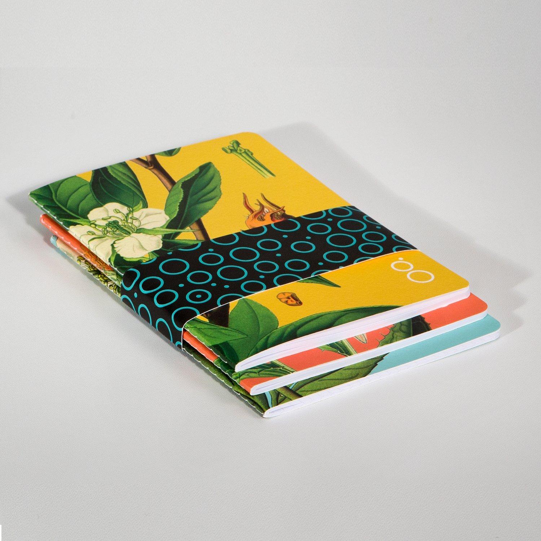 """Commuter Journal 3-Piece Gift Set, 7"""" x 9"""""""