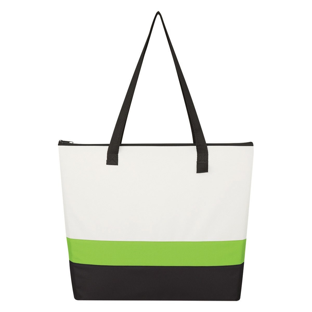 Affinity 600D Bold Stripe Tote Bag